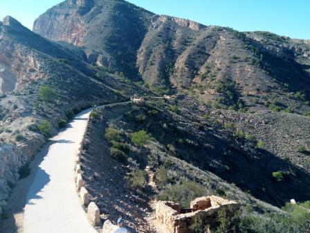 Mindful Walking in Sierra Helada National Park